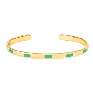 Bangle Up - Tempo Green opal