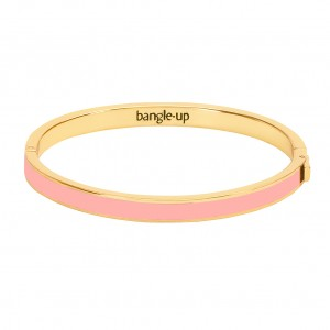 Bangle Up - Bangle with clasp - Rose powdery