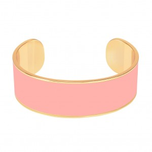 Bangle Up - 2cm Bangle - Rose powdery