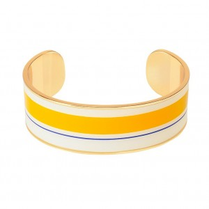 Bangle Up - Zef - Saffron Yellow