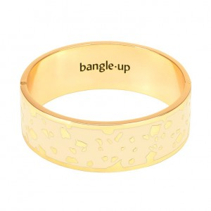 Bangle Up - Lucy - White sand