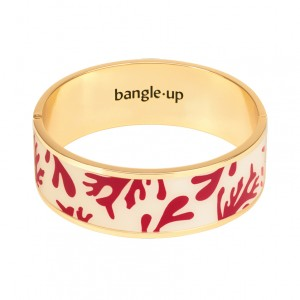Bangle Up - Nepture - White Sand / Red Velvet