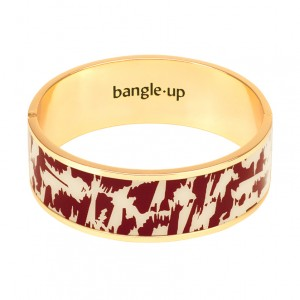 Bangle Up - Joy - Dark Red