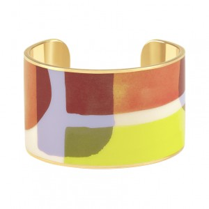 Bangle Up - Aqua - Mandarin