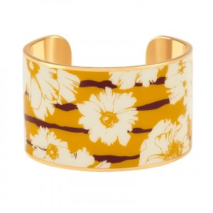 Bangle Up - Swann - Saffron Yellow