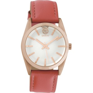 Montre Oozoo Timepieces C10190 pink - Marque montre Oozoo
