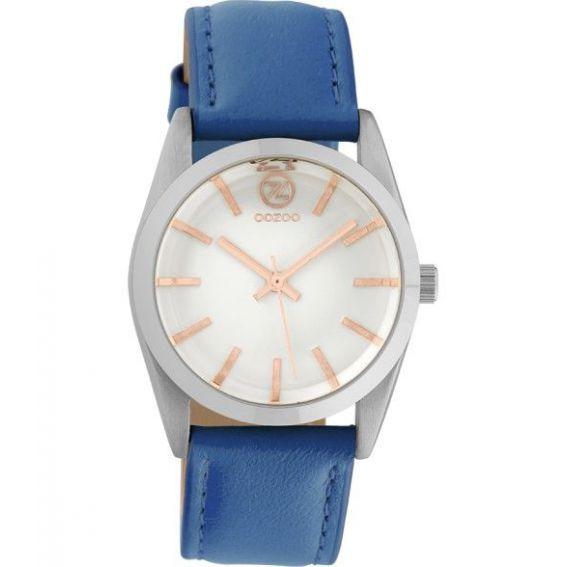 Montre Oozoo Timepieces C10191 dark blue - Marque montre Oozoo