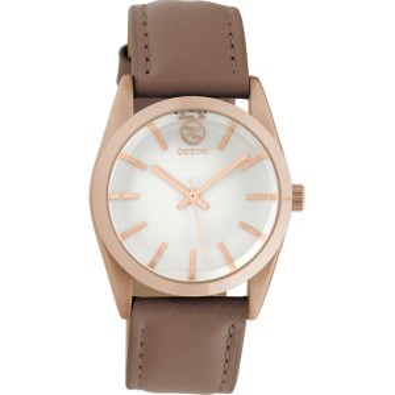 Montre Oozoo Timepieces C10192 pinkgrey - Marque montre Oozoo