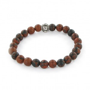 Göshö - [Circulatory] Red Jasper mate - Bracelet Gosho