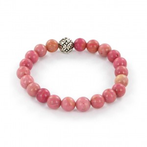 Göshö - [Love / Couple] Rhodonite - Bracelet Gosho