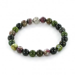 Göshö - [Friendship] Mixed Tourmaline - Bracelet Gosho