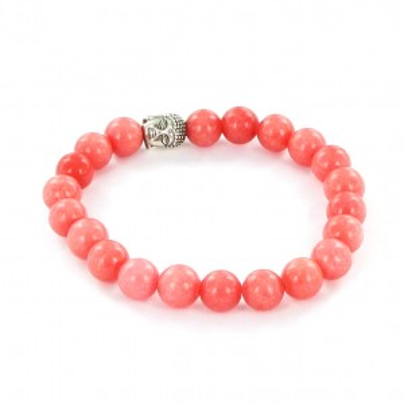 Bracelet Göshö [Amour] Tourmaline rose - Pierres naturelles