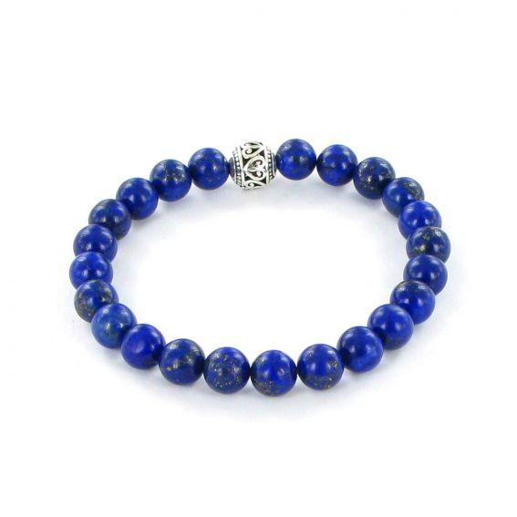 Bracelet Göshö [Sacrée] Lapis Lazuli - Pierres naturelles