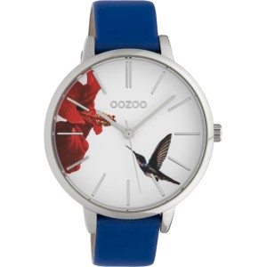 Montre Oozoo Timepieces C10183 blue/white - Marque montre Oozoo