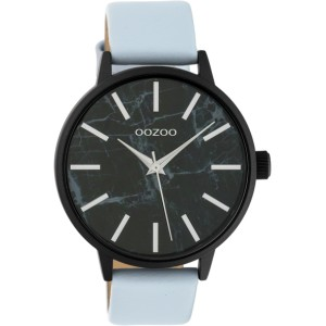 Montre Oozoo Timepieces C10467 light blue/marble - Marque montre Oozoo