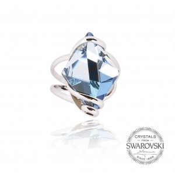 Andrea Marazzini bijoux - Bague cristal Swarovski sahara
