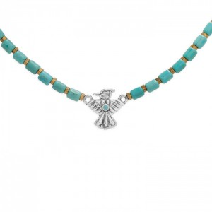 Faith Turquoise Necklace