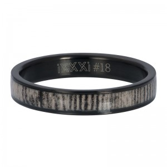 Anneau couvrant iXXXi hyènes 4mm - R5409-05 - Bijoux marque iXXXi