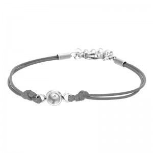 IXXXi Wax gray bracelet for Top part