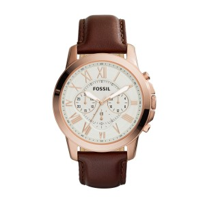 Montre Fossil FS4991IE GRANT - Montre Fossil hommes