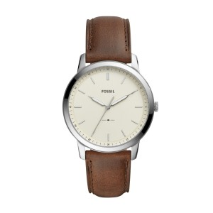 Montre Fossil FS5439 THE MINIMALIST 3H - Montre Fossil hommes