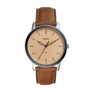 Montre Fossil FS5619 THE MINIMALIST 3H - Montre Fossil hommes