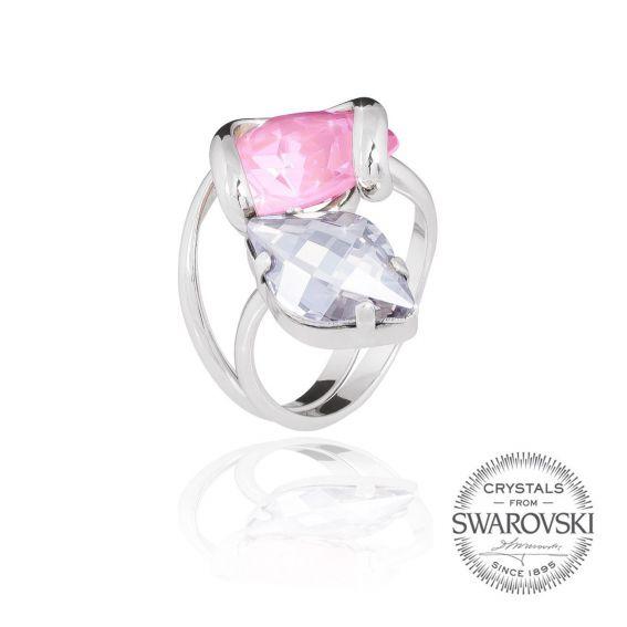 Andrea Marazzini bijoux - Bague Joyfull Plus Rose