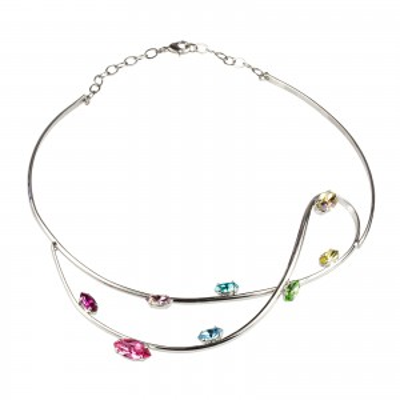 Swarovski STALATTITE collar