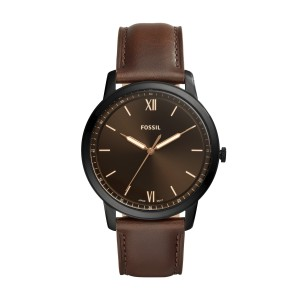 Montre Fossil FS5551 THE MINIMALIST 3H - Montre Fossil hommes