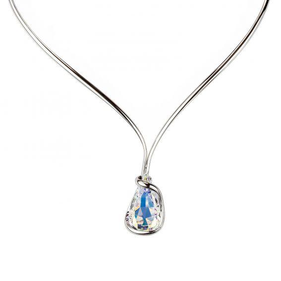 Collier Andrea Marazzini Florence AB - Bijoux cristal Swarovski