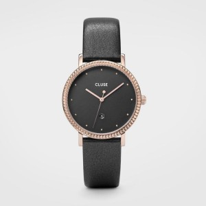 Montre Cluse - Le Couronnement Rose Gold Dark Grey - CW0101209007