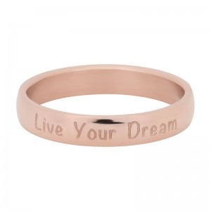 Live your dream silver