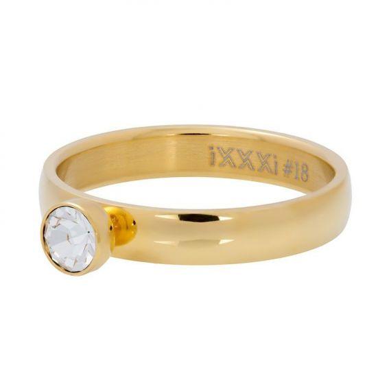 iXXXi - Solitaire iXXXi gold