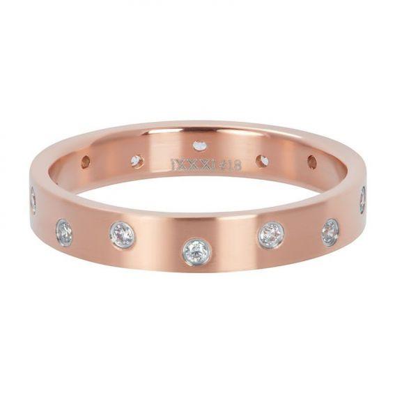 iXXXi - 14 pink stones mate iXXXi