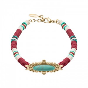 Goddess Multi End Bracelet