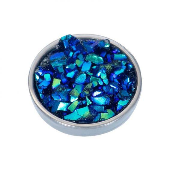 Top parts iXXXi drusy capri bleu - Bijoux de la marque iXXXi