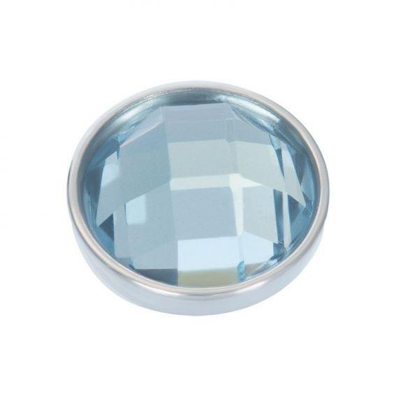 Top part iXXXi à facettes bleu clair (Light Sapphire) - Bijoux de la marque iXXXi
