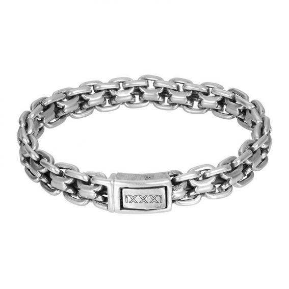 Bracelet iXXXi pour homme Tahiti argenté - Marque iXXXi