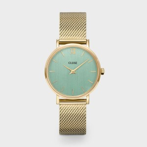 CLUSE Watch - Midnight Mesh Dark Gray