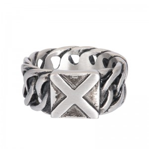 IXXXi men's ring Jeep