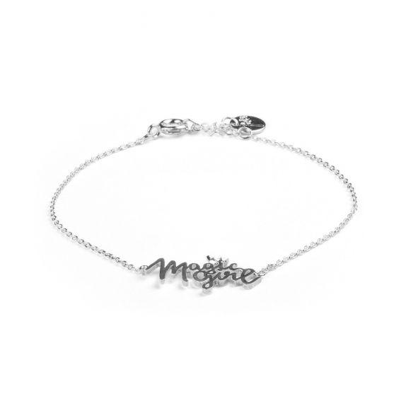Bracelet 7bis magic girl argenté