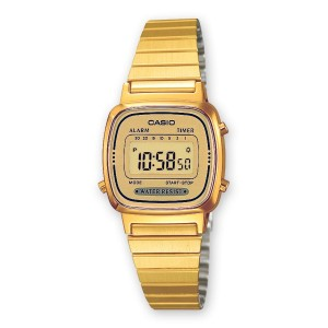Casio retro colorful