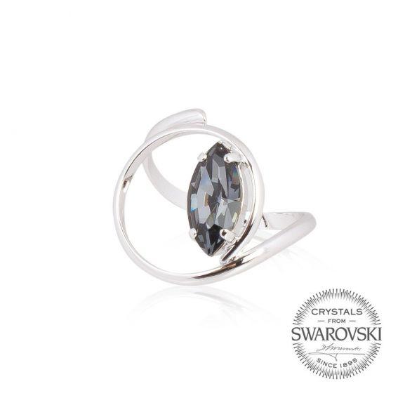 Swarovski night ring