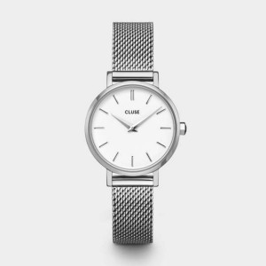 CLUSE Watch - Vigoureux Silver Color by Katharina