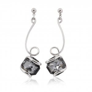 Earrings Swarovski AB