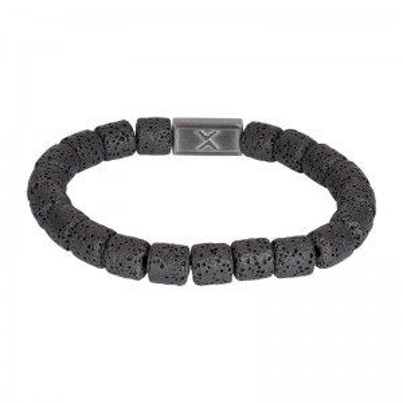 IXXXi men's bracelet Jules matt black