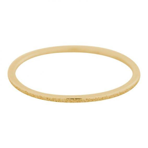 iXXXi - Sandblasted gold iXXXi 1mm