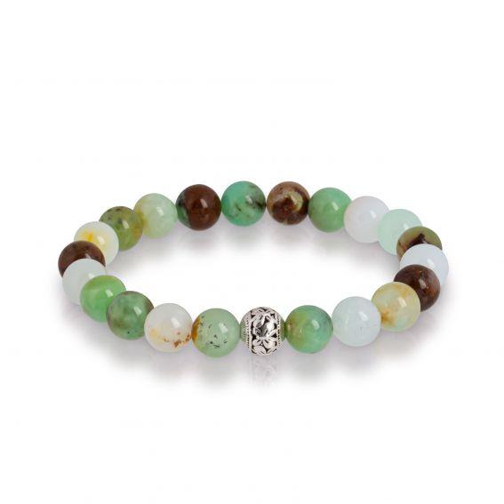 Göshö - [Honesty] Green Jade - Bracelet Gosho