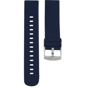 Black mesh OOZOO connected watch strap