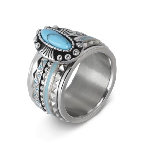 Pack Bohemian Indian Turquoise
